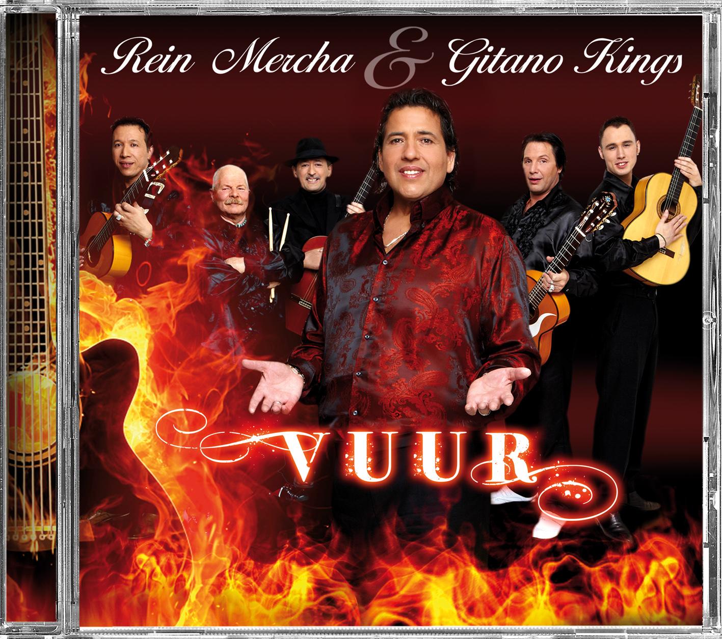 album cover _Vuur_